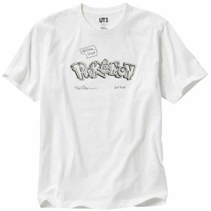 uniqlo-daniel-arsham-x-pokemon-white