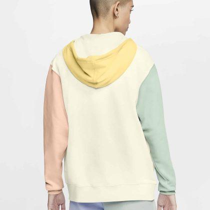 nike-mini-metallic-swoosh-oversized-pastel-colour-block-hoodie-yellow