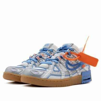 off white rubber dunk